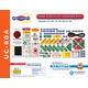 Snap Circuits Upgrade Kit SC-100/SC130 to SC-750