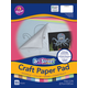 Craft Paper Pad, Assorted Colors (9