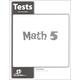 Math 5 Testpack 3ED