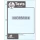 Algebra 1 Tests Answer Key 3rd Edition