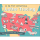 A is for America Letter Tracing