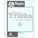 Bible Truths A Tests Answer Key 4th Edition