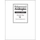 Ridgewood Analogies Book 3 Answer Key