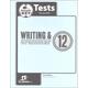 Writing/Grammar 12 Testpack Answer Key 3rd Edition