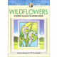 Wildflowers Stained Glass Coloring Book (Creative Haven)