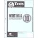 Writing/Grammar 10 Test Answer Key 4th Edition