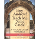 Hey, Andrew! Teach Me Some Greek! Level 1 Full-Text Answer Key