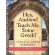 Hey, Andrew! Level 1 Full-Text Answer Key