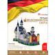Neuschwanstein Castle 3-D Puzzle