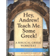 Hey, Andrew! Teach Me Some Greek Level 2 Full-Text Answer Key