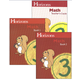 Horizons Math 3 Boxed Set