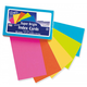 Index Cards 3 x 5 - Assorted Colors, unruled (Set of 100)