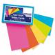 Index Cards 3 x 5 - Asstd, unruled (set/100)