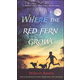 Where the Red Fern Grows book