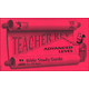 Advanced Teacher Key for Lessons 131-156
