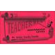 Advanced Teacher Key for Lessons 131-156