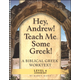 Hey, Andrew! Teach Me Some Greek! Level 4 Full-Text Answer Key