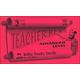 Advanced Teacher Key for Lessons 183-208
