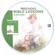 Preschool Bible Lessons CD