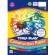 Tru-Ray Color Wheel Assorted Colors (12