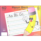 Smart Start K-1 Writing Tablet 40 Sheets