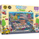 101 Things to Spot in Town Puzzle (100pc)
