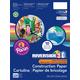 Riverside 3D Construction Paper Assorted Colors (9