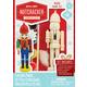 Mini Lumberjack Wood Ornament & Paint Kit