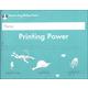 Printing Power Student Workbook