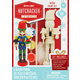 Mini Toymaker Wood Ornament & Paint Kit