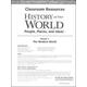 History of Our World Modern World Resource Binder