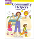 Community Helpers Coloring Book(Boost Series)