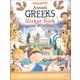 Ancient Greeks Sticker Book (Sticker History)