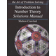 Introduction to Number Theory Solutions Manual