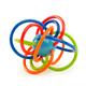Oball Flexi-Loops Teething Toy