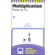 Flashcards - Multiplication Facts to 9s