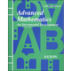 Saxon Advanced Math 2ED Solution Manual