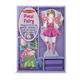 Petal Fairy Magnetic Dress-Up