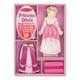 Princess Olivia Magnetic Dress-Up