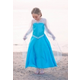 Ice Crystal Queen Gown (Silver/Blue) Large