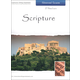 Scripture Character Writing Worksheets D'Nealian Advanced Cursive