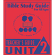 Bible Study Guide for All Ages - Unit 2