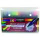 Artist Brush Tip Marker Set (18 count)