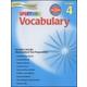 Spectrum Vocabulary - Grade 4