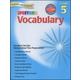 Spectrum Vocabulary - Grade 5