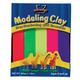 EZ Shape Modeling Clay Bright Color Set
