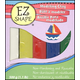 EZ Shape Modeling Clay Primary Color Set