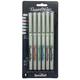 Elegant Writer Set of 6 Markers - 2.5mm (Medium Point)