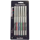 Elegant Writer Fine Point Calligraphy Markers - 6markers in assorted colors
