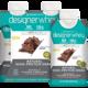 Designer Whey Chocolate Protein Shake